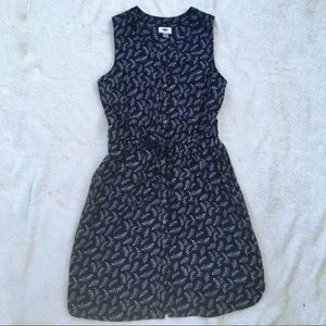 NWOT Old Navy Button Up Dress